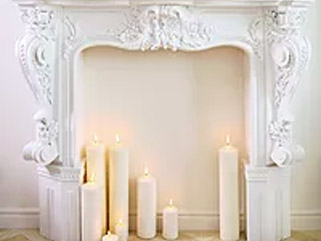 How to decorate a blank wall with Plaster Mouldings & Ornamental Plaster Features