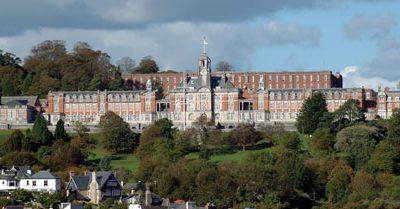 Britannia Royal Naval College, Dartmouth