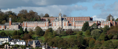 Britannia Royal Naval College, Dartmouth