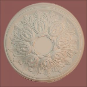 INVERT SHELL CEILING CENTRE CC1 360mm