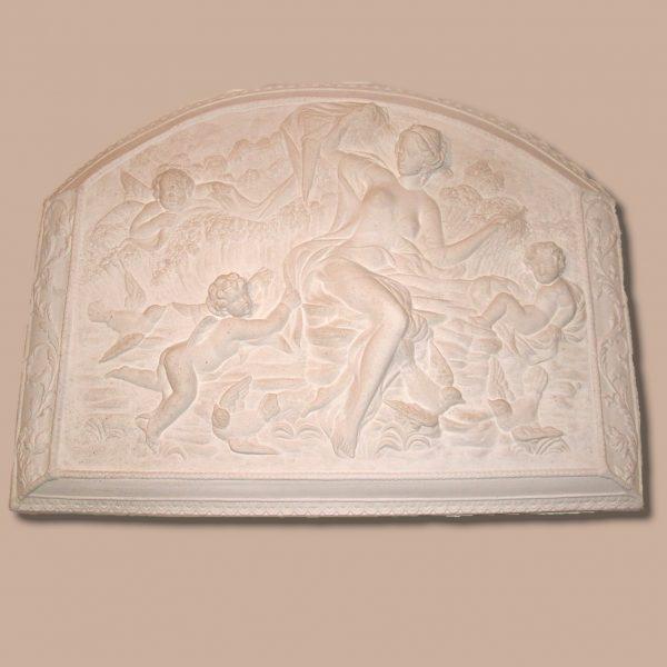 Large Italian plaque