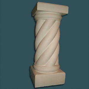 Twisted Pedestal