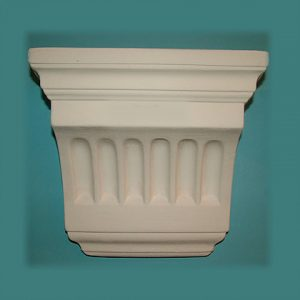 LARGE FLUTED CORBEL 3