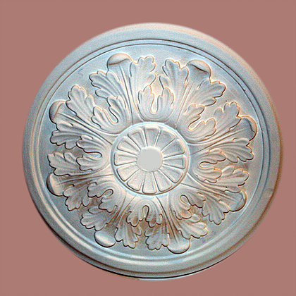 SMALL ACANTHUS CEILING CENTRE CC3 320mm