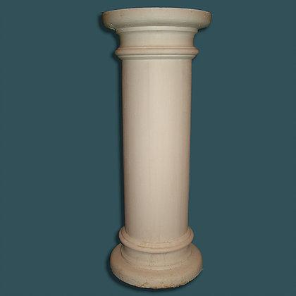 Plain round Pedestal