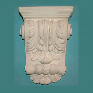 MEDIUM ACANTHUS WITH SCROLL CORBEL 5