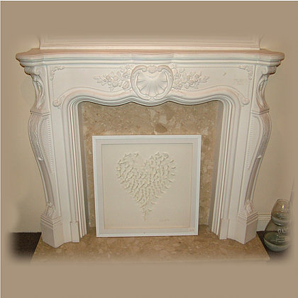 LOUIS FIREPLACE - LARGE