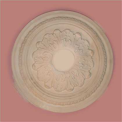 ACANTHUS WITH EGG n DART CEILING CENTRE CC5 430mm