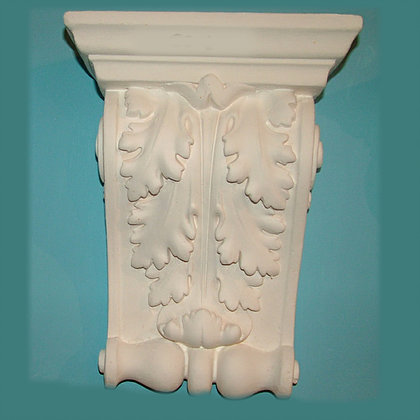LARGE ACANTHUS WITH SCROLL CORBEL 6