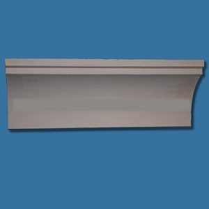 AB07 Medium simple coving / cornice with step