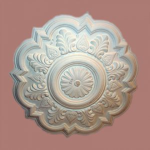 SCALLOPED ACANTHUS CEILING CENTRE CC7 520mm