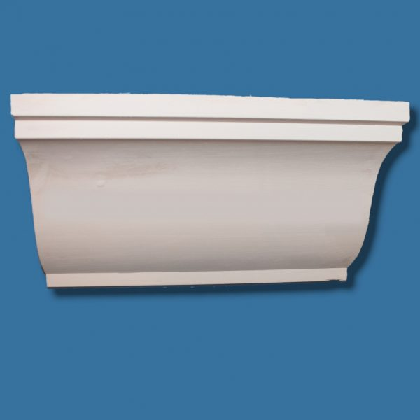 AB11 Large ogee simple cornice with step detail
