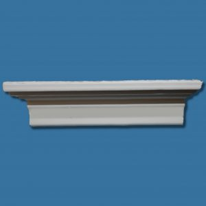 AB12 Georgian straight run cornice