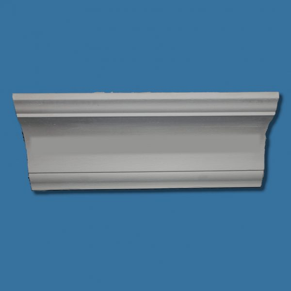 AB24 Large modern cornice with detailed steps