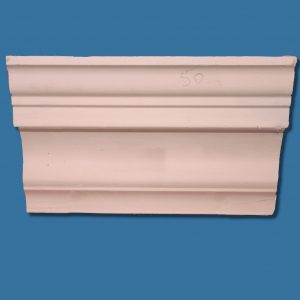AB37 Plain run curved cornice / coving