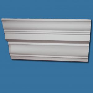 AB46 Plain run Victorian cornice / coving
