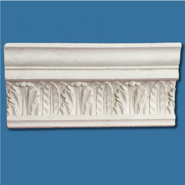 AB48 Double Acanthus & Water Leaf cornice / coving