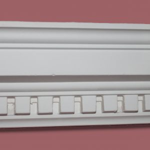 AB54 Small Dentil coving / cornice