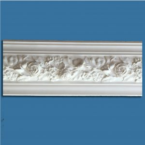 AB58 Large Rose Cornice / coving