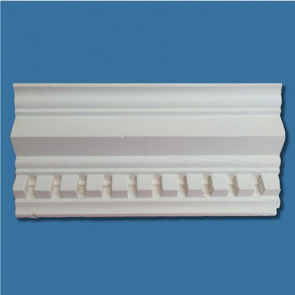 AB64 Medium Dentil cornice / coving