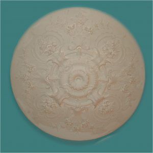 EXTRA LARGE FLORAL CEILING CENTRE CC73 1120mm