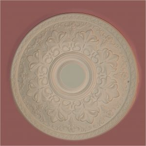 RAISED ACANTHUS CEILING CENTRE CC15 530mm