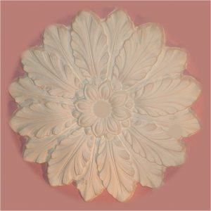 DOUBLE RAISED ACANTHUS CEILING CENTRE CC17 610mm