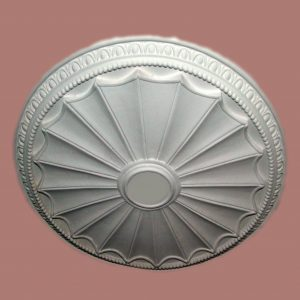 FAN WITH EGG n DART CEILING CENTRE CC47 520mm