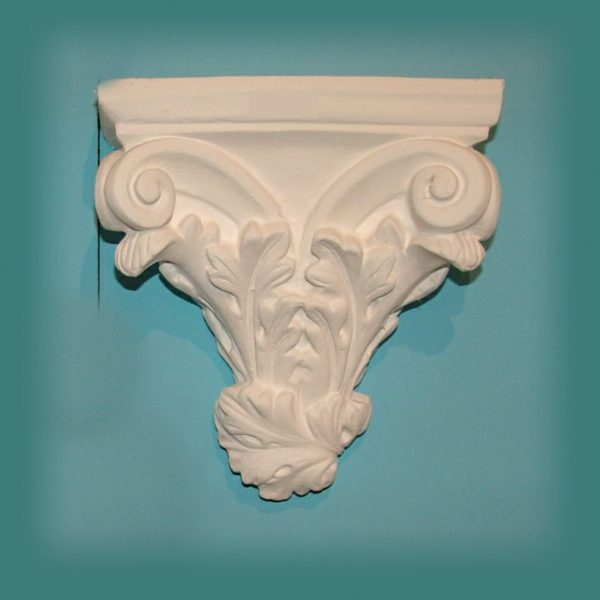 CARVED ACANTHUS CORBEL 11