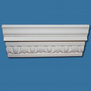 ED2 Medium Egg n Dart cornice / coving