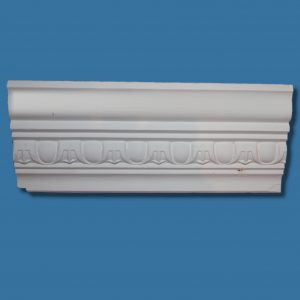 ED4 Small Egg n Dart cornice / coving