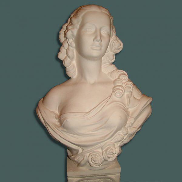 Large lady bust 56cm
