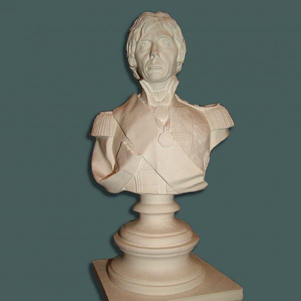 Nelson bust 37cm