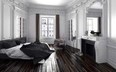 Interior decor ideas using plaster cornice and coving